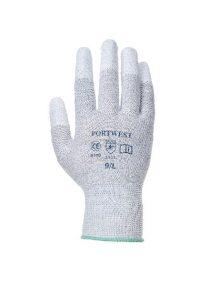 Antistatic PU Fingertip Glove