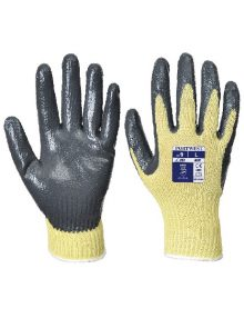 Cut 3 Nitrile Grip Glove